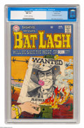 Silver Age (1956-1969):Western, Showcase #76 Bat Lash - Pacific Coast pedigree (DC, 1968) CGC NM9.4 Off-white to white pages. First appearance of Bat Lash....
