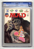Magazines:Mad, Mad #192 Gaines File pedigree (EC, 1977) CGC NM/MT 9.8 White pages. Bob Jones cover. Jack Davis, Mort Drucker, Angelo Torres...