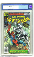 Modern Age (1980-Present):Superhero, The Amazing Spider-Man Group (Marvel, 1979-87) Condition: AverageCGC NM+ 9.6. The 1980s were an eventful time for Spider-Ma...(Total: 16 Comic Books Item)