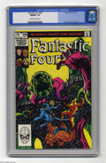 Modern Age (1980-Present):Superhero, Fantastic Four Group (Marvel, 1978-83) Condition: Average NM+ 9.6.All issues in this group are in CGC NM+ 9.6 condition, wi...(Total: 14 Comic Books Item)