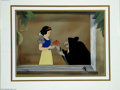 """Animation Art:Miscellaneous, Walt Disney Studios -- """"Snow White and the Seven Dwarfs"""" Hand Painted Limited Edition Cel Set. (1974). """"The Snow White Portf... (Total: 4 Item)"""