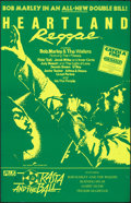 """Movie Posters:Documentary, Heartland Reggae (Blue Dolphin, 1983). Rolled, Very Fine-. First Release British Double Crown (20"""" X 30""""). Documentary.. ..."""
