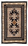 American Indian Art:Weavings, A Navajo Regional Rug... (Total: 0 )