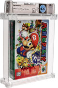 Video Games:Nintendo, Mario Party Wata 8.5 A+ Sealed N64 Nintendo 1998 USA....