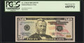 Small Size:Federal Reserve Notes, Fr. 2128-D $50 2004 Federal Reserve Note. PCGS Superb Gem New 68PPQ.. ...