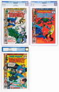Bronze Age (1970-1979):Cartoon Character, Dynomutt #2, 4, and 6 CGC-Graded Group (Marvel, 1978).... (Total: 3 Comic Books)