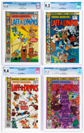 Bronze Age (1970-1979):Cartoon Character, Laff-A-Lympics Group of 5 (Marvel, 1978-79).... (Total: 5 Comic Books)