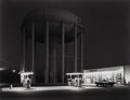 Photographs, George A. Tice (American, b. 1938). Petit's Mobil Gas Station, Cherry Hill, New Jersey, 1974. Gelatin silver, 1979. 10-1...
