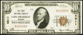 Cape Girardeau, MO - $10 1929 Ty. 1 The First National Bank Ch. # 4611 About Uncirculated