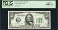 Small Size:Federal Reserve Notes, Fr. 2105-G $50 1934C Federal Reserve Note. PCGS Gem New 66PPQ.. ...