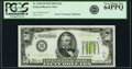 Small Size:Federal Reserve Notes, Fr. 2102-H $50 1934 Light Green Seal Federal Reserve Note. PCGS Very Choice New 64PPQ.. ...