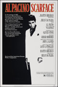 """Movie Posters:Crime, Scarface (Universal, 1983). Rolled, Very Fine. One Sheet (27"""" X 41""""). Mike Bryan Artwork. Crime.. ..."""