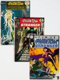 Bronze Age (1970-1979):Horror, The Phantom Stranger Group of 24 (DC, 1969-2010) Condition: Average VG.... (Total: 24 Comic Books)