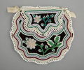 American Indian Art:Beadwork and Quillwork, A Micmac Beaded Cloth Pouch...