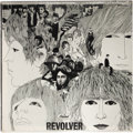 "Music Memorabilia:Recordings, Beatles ""Revolver"" Sealed Stereo LP (Capitol ST 2576, 1966). Ifyou're just starting your Beatles sealed album collection, h..."