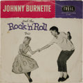 """Music Memorabilia:Recordings, """"Johnny Burnette and the Rock 'n' Roll Trio"""" LP (South Africa, Coral 10041, 1956). One of the most significant LPs of Rock's..."""
