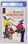 Bronze Age (1970-1979):Cartoon Character, Harlem Globetrotters #2 File Copy (Gold Key, 1972) CGC NM+ 9.6Off-white pages. Overstreet 2004 NM- 9.2 value = $22. CGC cen...