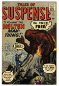 Silver Age (1956-1969):Horror, Tales of Suspense #7 (Marvel, 1960) Condition: VG/FN....
