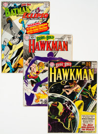 Silver and Bronze Age Superhero Comics Group of 38 (Various Publishers, 1960s-70s) Condition: Average VG.... (Total: 38...
