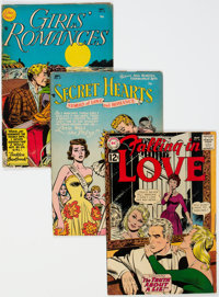 DC Silver Age Romance Comics Group of 85 Murphy Anderson File Copy Pedigree (DC, 1960s) Condition: Average VG.... (Total...