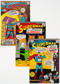 Silver Age (1956-1969):Superhero, Superman Group of 24 Murphy Anderson File Copy Pedigree (DC, 1953-60) Condition: Average VF/NM.... (Total: 24 Comic Books)