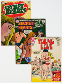 DC Silver Age Romance Comics Group of 62 Murphy Anderson File Copy Pedigree (DC, 1960s) Condition: Average FN.... (Total...