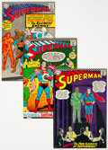Silver Age (1956-1969):Superhero, Superman Group of 41 Murphy Anderson File Copy Pedigree (DC, 1966-78) Condition: Average VF.... (Total: 41 Comic Books)