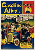 Golden Age (1938-1955):Cartoon Character, Gasoline Alley #2 (Star Publications, 1950) Condition: FN....