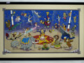 "Animation Art:Miscellaneous, Hanna Barbera Productions -- ""Circus of the Stars"" Hand PaintedLimited Edition Cel. (1992). The circus is the theme for thi..."