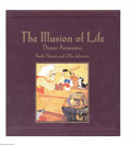 Memorabilia:Miscellaneous, Frank Thomas and Ollie Johnson - The Illusion of Life Disney Animation, Signed Limited Edition 2057/3500 (Hyperion, 1981). T...