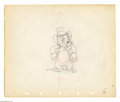"Animation Art:Miscellaneous, Walt Disney Studios -- ""The Country Cousin"" Original PencilAnimation Drawings. (1936). Monty is the city mouse who entertai...(Total: 14 Original Art Item)"