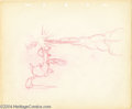 "Animation Art:Miscellaneous, Walt Disney Studios -- ""Donald Duck"" Original Pencil AnimationDrawings. (1930s). This fine set of 10 original red pencil ro...(Total: 10 Coins Item)"