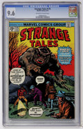 Bronze Age (1970-1979):Horror, Strange Tales #175 (Marvel, 1974) CGC NM+ 9.6 Off-white to whitepages....