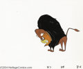 Animation Art:Miscellaneous, Hanna Barbera Productions -- Original Hand Painted Production Cel.(1960s). This original hand painted cel of the Buffalo ha...