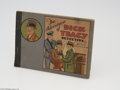 """Memorabilia:Comic-Related, The Adventures of Dick Tracy by Chester Gould Karmetz Premiums (Whitman, 1933) Condition: GD/VG. This 5 1/2"""" x 4"""" illustrate..."""