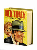 Memorabilia:Comic-Related, Big Little Book 1488 Dick Tracy, the Super-Detective (Whitman, 1939) Condition: NM. Hardcover. Overstreet 2004 VF/NM value =...
