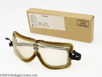 Dick Tracy Aviation Goggles Premium with Original Mailer (Quaker Cereal, 1938-39). While you might not think of Dick Tra...