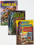Golden Age (1938-1955):Miscellaneous, Dell/Gold Key Golden to Silver Age Group of 26 (Dell/Gold Key, 1950s-60s Condition: Average VG+.... (Total: 26 Comic Books)