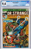 Bronze Age (1970-1979):Superhero, Doctor Strange #1 (Marvel, 1974) CGC NM 9.4 White pages....