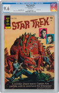 Bronze Age (1970-1979):Science Fiction, Star Trek #14 (Gold Key, 1972) CGC NM+ 9.6 White pages....