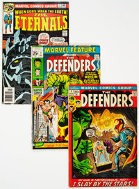 Bronze Age Comics Group (Various Publishers, 1971-76) Condition: Average VG/FN.... (Total: 7)