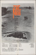 "Movie Posters:Foreign, La Notte (Lopert, 1961). Folded, Fine/Very Fine. One Sheet (27"" X 41"") American Title: The Night. Foreign.. ..."