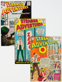 Strange Adventures Group of 26 (DC, 1964-73) Condition: Average VF.... (Total: 26 Comic Books)
