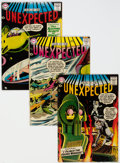 Silver Age (1956-1969):Horror, Tales of the Unexpected Group of 17 (DC, 1958-74).... (Total: 17 Comic Books)