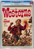 Magazines:Humor, Favorite Westerns of Filmland #2 (Warren, 1960) CGC NM 9.4 Cream to off-white pages....
