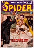 Pulps:Hero, The Spider - December 1934 (Popular) Condition: FN-....