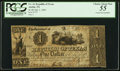 Obsoletes By State:Texas, Austin, TX- Republic of Texas $1 July 1, 1841 Cr. A1 Medlar 21 PCGS Choice About New 55, CC.. ...