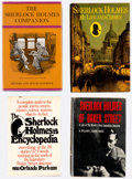 Books:Hardcover, Sherlock Holmes-Related Hardcover Editions Group of 12 (Various, 1962-91) Condition: Average FN/VF.... (Total: 12 Items)