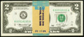 Small Size:Federal Reserve Notes, Fr. 1935-K $2 1976 Federal Reserve Notes. Twenty-five Consecutive Examples. Choice Crisp Uncirculated.. ... (Total: 25 notes)