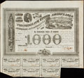 Confederate Notes:Group Lots, Ball 201 Cr. 125 $1,000 1863 Bond Two Examples Very Fine.. ... (Total: 2 items)